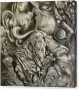 Bottles Of Demons Canvas Print