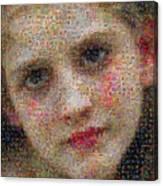 Bouguereau - Avant Le Bain Canvas Print