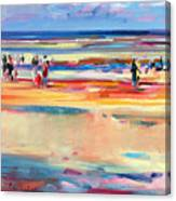 Boulevard De Boudin Canvas Print