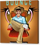 Bounce Canvas Print