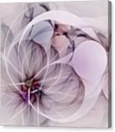 Bound Away - Fractal Art Canvas Print
