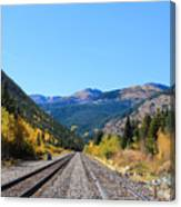 Bound For Glory Canvas Print