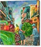 Bounty Full  Canvas Print