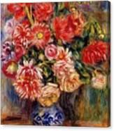 Bouquet 1913 Canvas Print