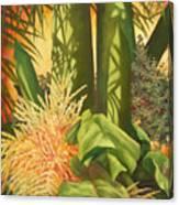 Bouquet Of Palm Canvas Print