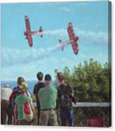 Bournemouth Air Festival Canvas Print