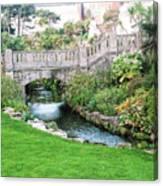 Bournemouth Lower Gardens Canvas Print
