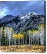 Bow Valley Parkway Banff National Park Alberta Canada II Canvas Print