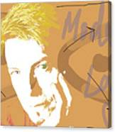 Bowie Modern Love  Canvas Print