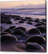 Bowling Ball Beach California 2 Canvas Print