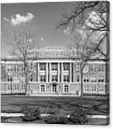 Bowling Green State University Hall Canvas Print