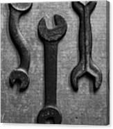 Box Wrench Canvas Print