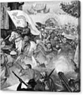 Boxer Rebellion Canvas Print