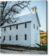 Boxley Community Center Canvas Print