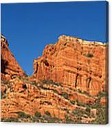 Boynton Canyon Red Rock Secret Canvas Print