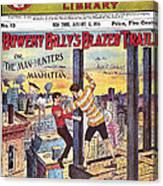 Boys Magazine, 1906 Canvas Print