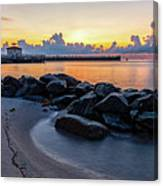 Boyton Beach Inlet Canvas Print