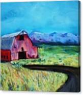 Bradley's Barn Canvas Print
