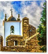 Braganca Bell Tower Canvas Print