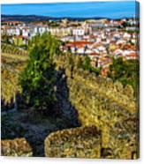 Braganca Citadel Canvas Print