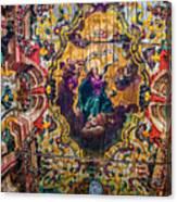 Braganca's Painted Ceiling Canvas Print