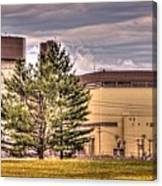 Braidwood Reactor 1 Canvas Print