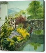 Braithwaite Bridge Canvas Print