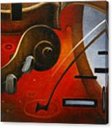 Brambach And Pfretzner No 4 Canvas Print