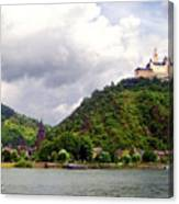 Brambach Germany Canvas Print