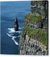 Brananmore Cliffs Of Moher Ireland Canvas Print
