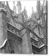 Branches Of Prayer Canvas Print
