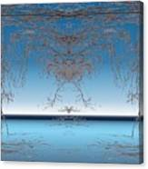 Branching Outward Canvas Print