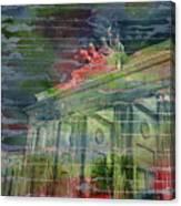 Brandenburg Brilliance Canvas Print