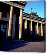 Brandenburger Tor / Gate Berlin Germany Canvas Print