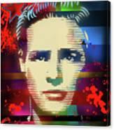 Brando Odyssey Canvas Print