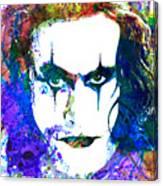 Brandon Lee Canvas Print