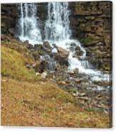 Branson Waterfall 4 Canvas Print