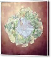 Brass Flower Canvas Print