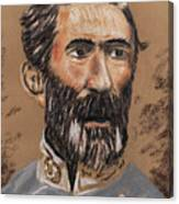 Braxton Bragg Canvas Print