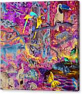 Brazilian Forest Canvas Print