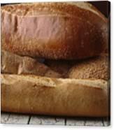 Bread Canvas Print