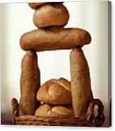 Bread Tower Canvas Print