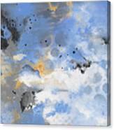 Breaking Storm Canvas Print