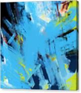 Breaking The Horizon Canvas Print
