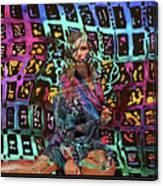 Breakout Canvas Print