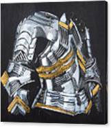 Breast Plate Canvas Print