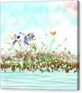 Breath Of Fresh Air Canvas Print