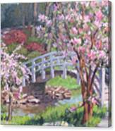 Breath Of Spring Canvas Print
