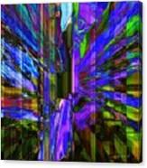 Breathless Sensation  Canvas Print