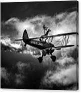 Breitling Walker 1 Canvas Print